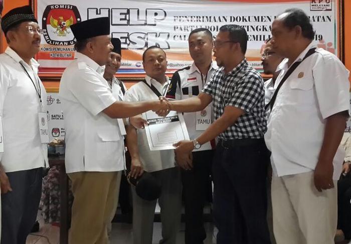 KPU Perpanjang Pendaftaran Parpol Peserta Pemilu 2019