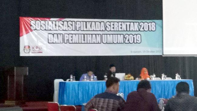 Pemilu 2019, KPU Kabupaten Malang Anggarkan 50 Miliar