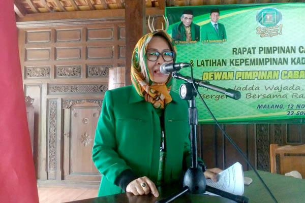 Perkuat Eksistensi, Kader Muda PPP Kota Malang Dilatih Kepemimpinan