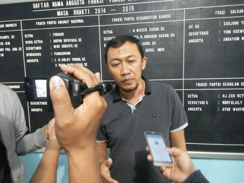 Anggota Fraksi PKS Walk Out, Sidang Banggar RAPBD Tertunda