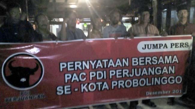 4 dari 5 PAC Kota Probolinggo Tolak Incumben, Desak DPP PDIP Turunkan Rekom ke Nasution