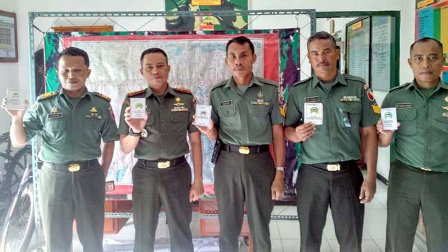 Dandim Lumajang Tegaskan TNI Netral dalam Pilkada
