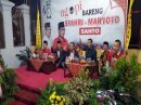 Ngopi Bareng Komunitas Onthel, Sahto Ajak Warga Saling Gotong-Royong