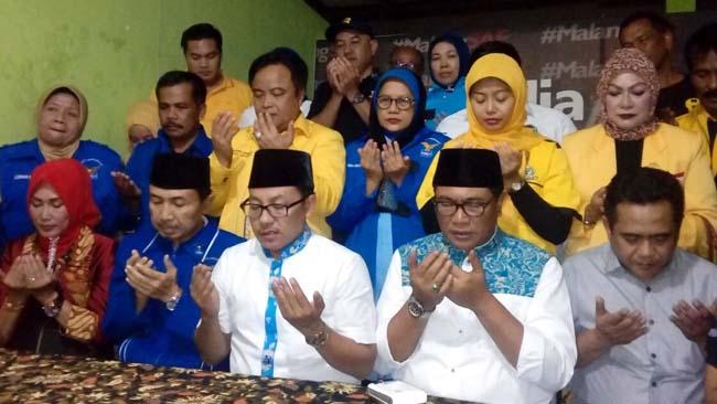 Sutiaji Menangkan Simpati Masyarakat, Unggul di 55 Kelurahan Kota Malang