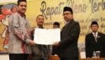 KPUD Kota Probolinggo Tetapkan Pasangan Handal Brilian sebagai Walikota dan Wakil Walikota Terpilih