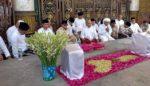 Ziarah ke Makam Mbah Kholil Bangkalan, Prabowo Ingatkan Perjuangan Para Kyai