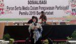 Bahas Aturan Pemasangan Iklan Kampanye Bawaslu Gandeng Media Massa di Jember