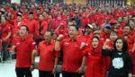 Rakercab PDI Perjuangan Surabaya, Sinergi Raih 30 Kursi