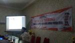 Bawaslu Jombang, Gelar Media Gatering Pengawasan Tahapan Pemilu
