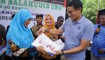 Sambangi Waduk Gondang, Sandiaga Uno Janjikan Benahi Infrastruktur Pertanian