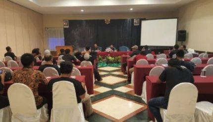 Ridwan Terpilih Jadi Ketua Komunitas Wartawan Bangkalan Periode 2019-2021