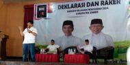 Ketua TKN Jatim Targetkan 70 % Kemenangan pasangan Jokowi – Amin di Jember