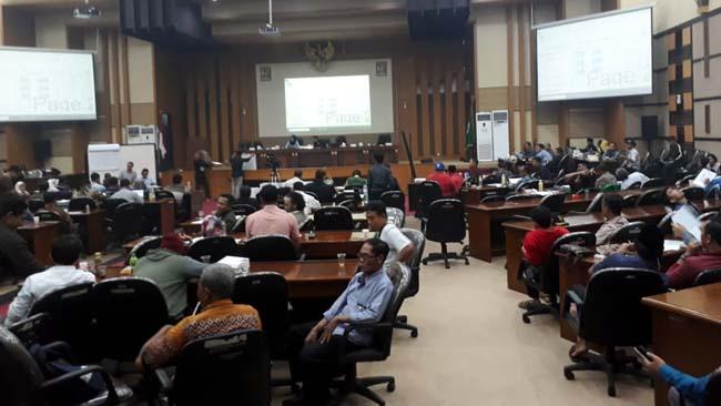 Sejumlah Caleg Parpol Bakal Melenggang ke Gedung DPRD Kabupaten Malang