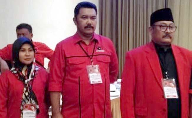 Irwan Bachtiar Pimpin Kembali PDI-P Bondowoso Keempat Kalinya
