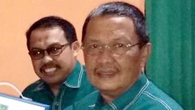 H. Ahmad Dhafir, Kembali Jadi Ketua DPRD Bondowoso periode 2019-2024. (foto: ido)