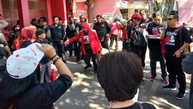 Ratusan Anggota DPC PDIP Malang Menuju Kongres Bali