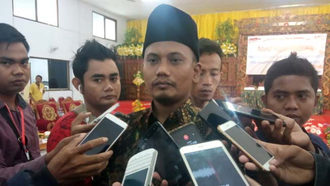 Zainal Arifin Ketua KPU Bangkalan