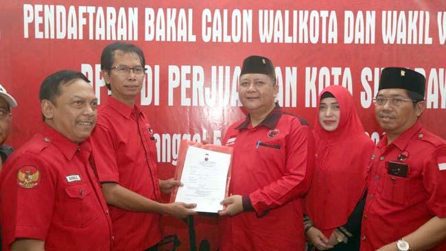 PDI Pejuangan Surabaya Jaring 9 Bakal  Calon Walikota dan Wawali
