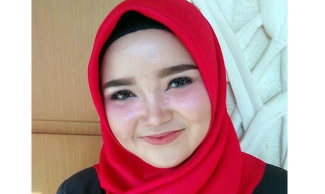 Venny Ayu Soraya, Anggota Dewan Termuda Kabupaten Malang. (sur)